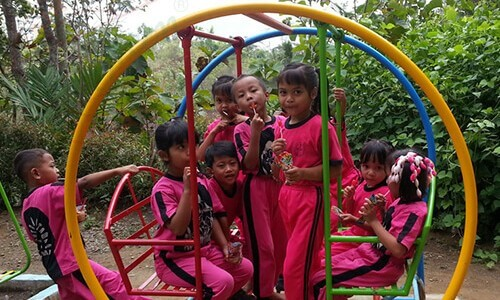 INITIATIVE FOR IMPROVING PRE-SCHOOL FACILITIES