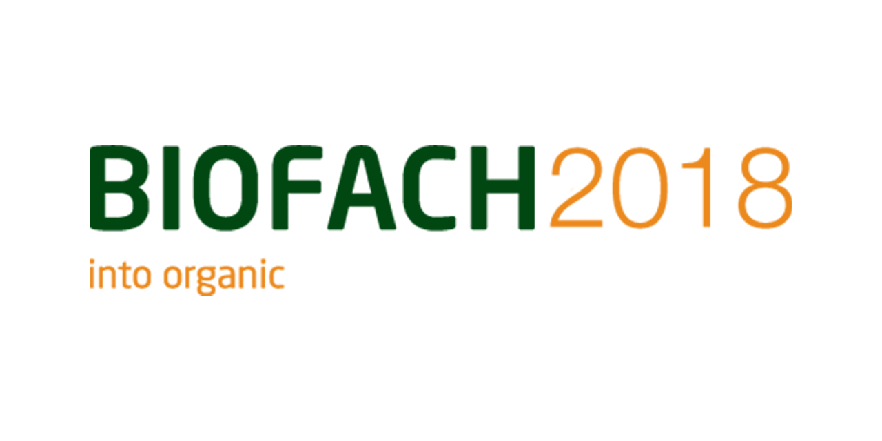 ALIET GREEN @ BIOFACH 2018 IN NUREMBERG, GERMANY