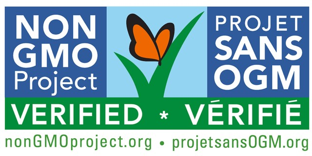 ALIET GREEN PRODUCE NON-GMO VERIFIED