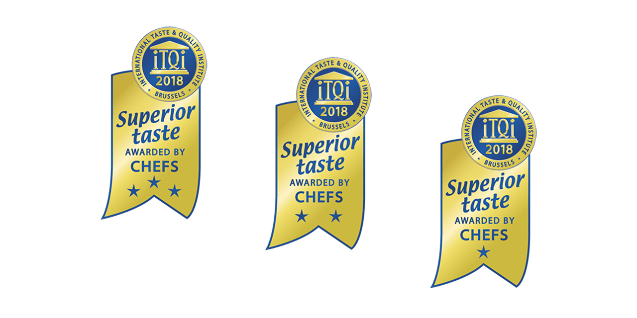SUPERIOR TASTE AWARDS 2018