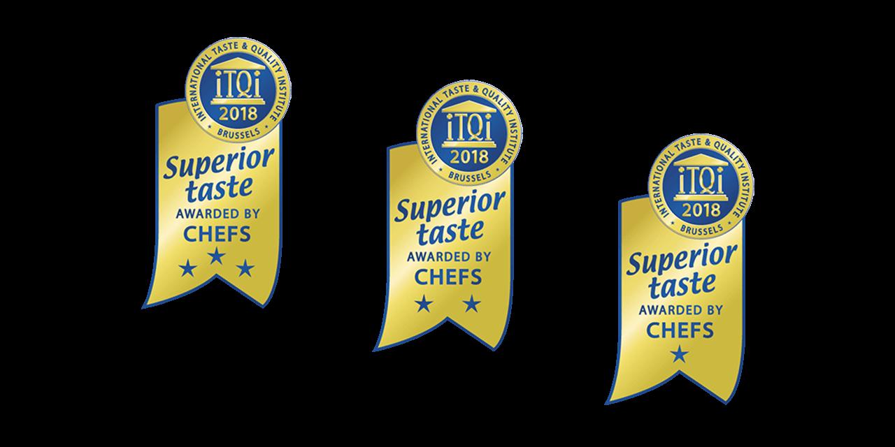 SUPERIOR TASTE AWARDS 2018