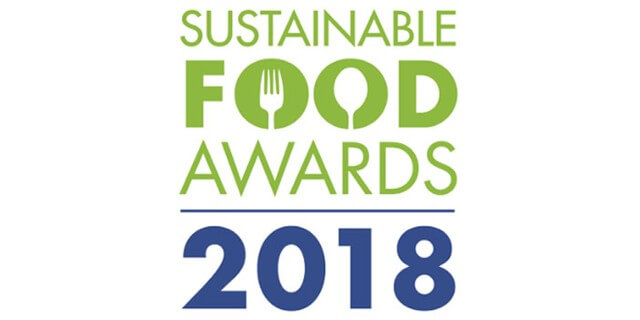 RUNNER-UP FOR SUSTAINABLE INGREDIENT AWARD