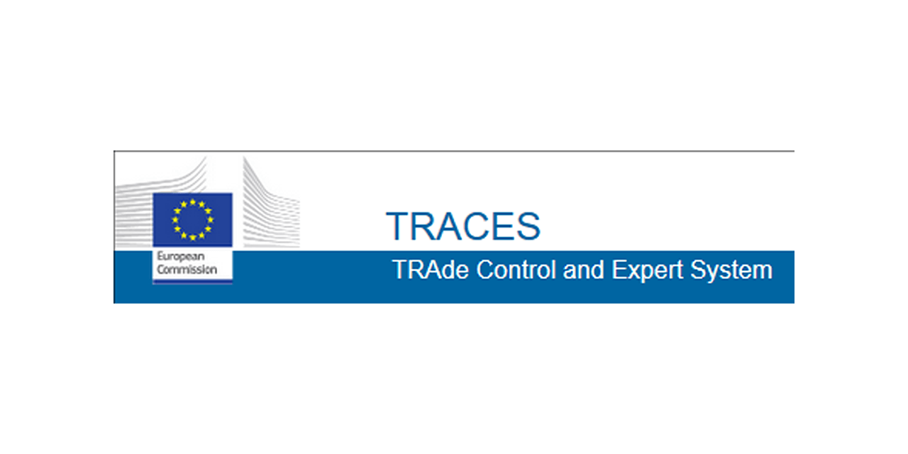 TRACES NT SYSTEM AT EUROPEAN UNION