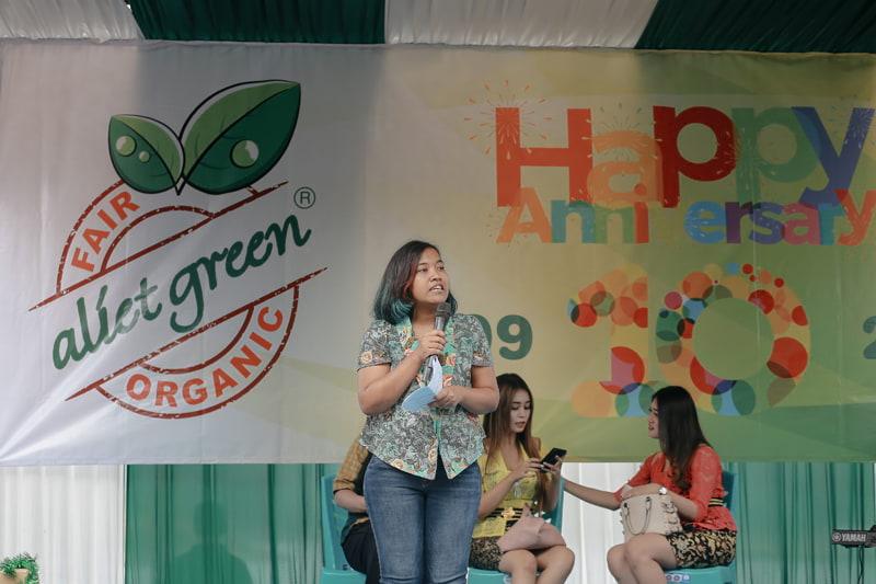 Aliet Green Celebrates Its 10th Anniversary