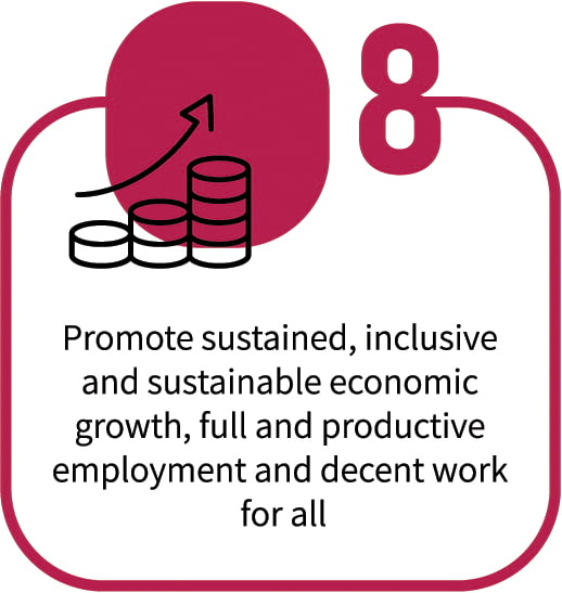 Promote Sustainable Economic Growth