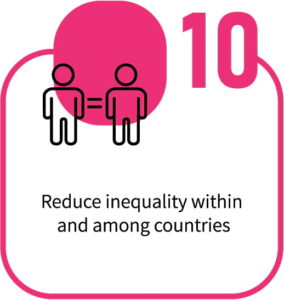 Reduce Inequality among Countries