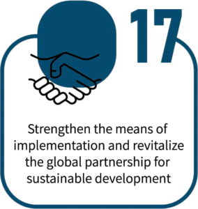 Strengthen Global Partnership