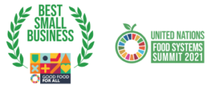 UN Best Small Business Badge