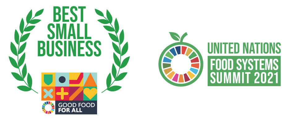 ALIET GREEN Selected as The Best Small Business by the United Nations!